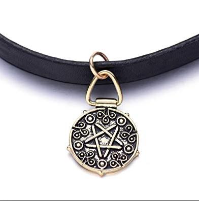 Estrella de obsidiana Yennefer
