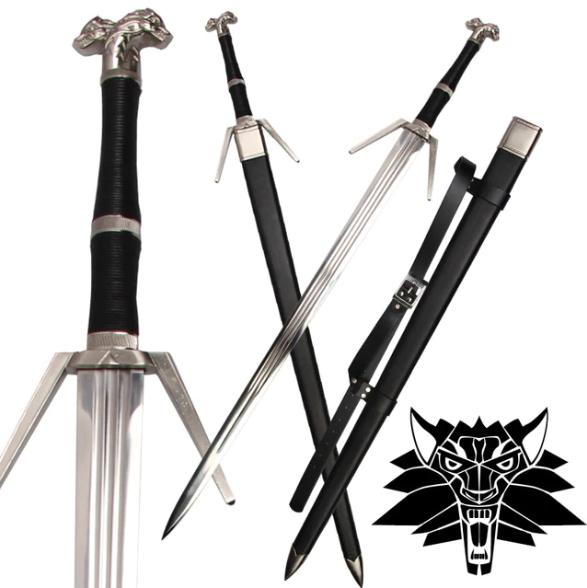 Espadas de plata the witcher