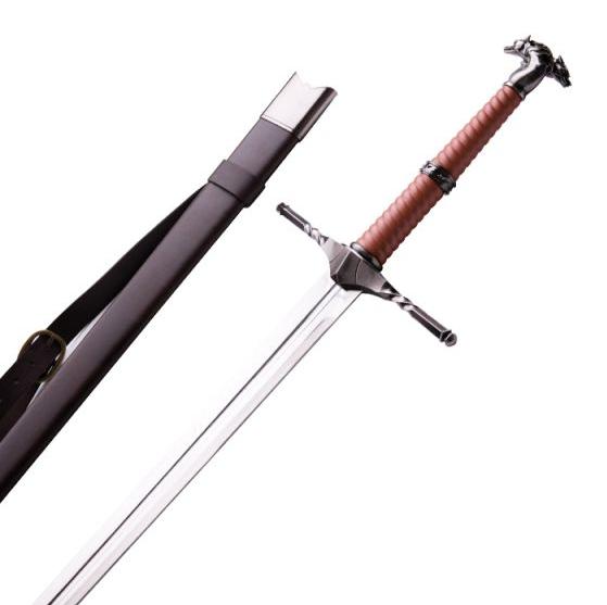 Espada de acero The Witcher