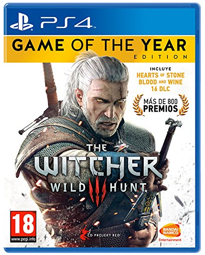 Videojoego The Witcher 3