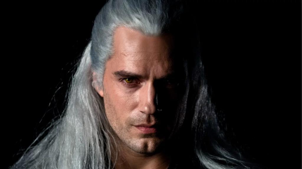 Geralt de Rivia Henry Cavill primeras imágenes the Witcher
