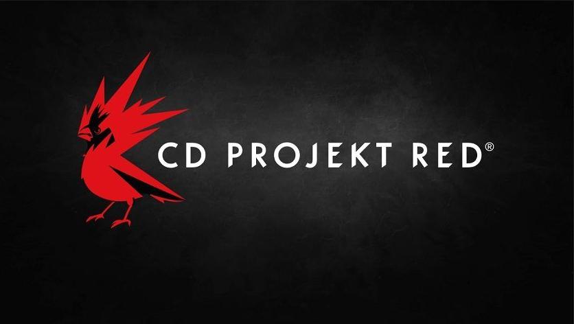 Logo de Cd Projekt Red creadores de los videojuegos de The Witcher