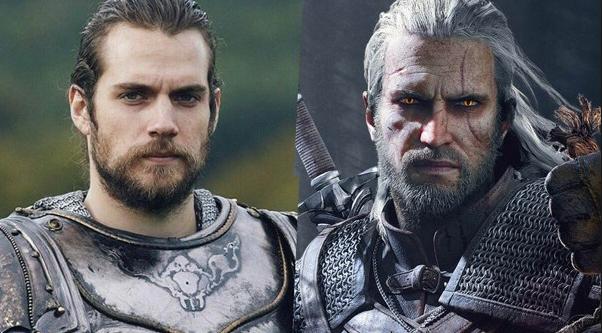 Geralt Henry Cavill