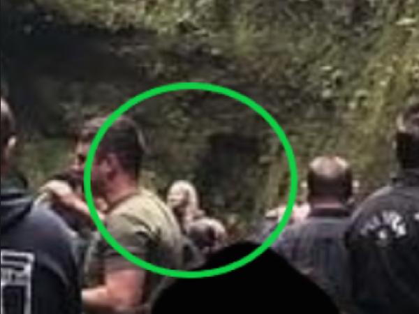 Posible filtración de Ciri, durante el rodaje de The Witcher en la cascada de Tilos
