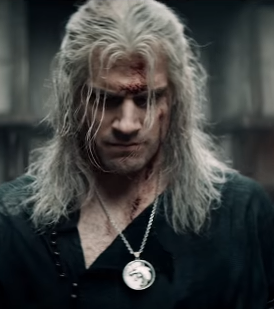 Geralt de Rivia Henry Cavill