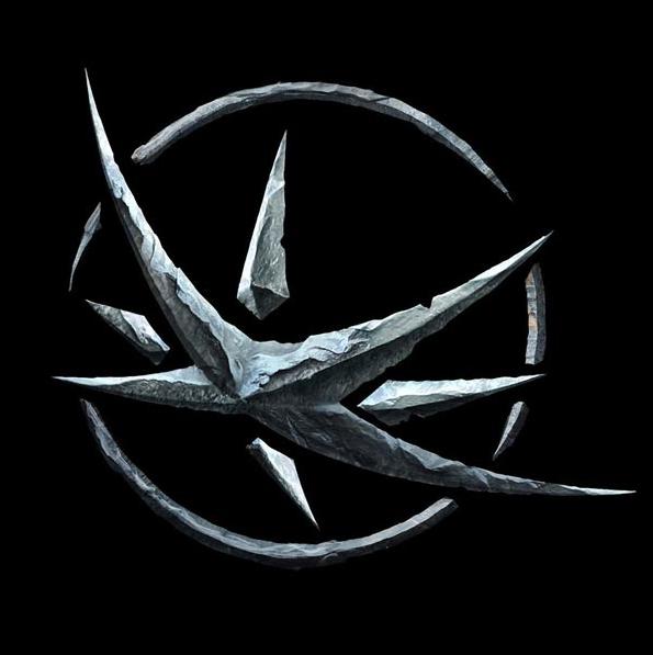 Representación serie de Netflix, estrella de obsidiana de Yennefer