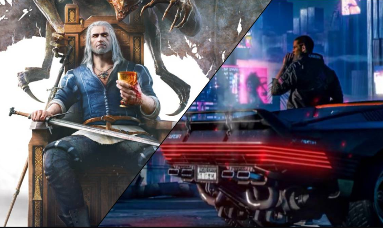 The Witcher y Cyberpunk 2077