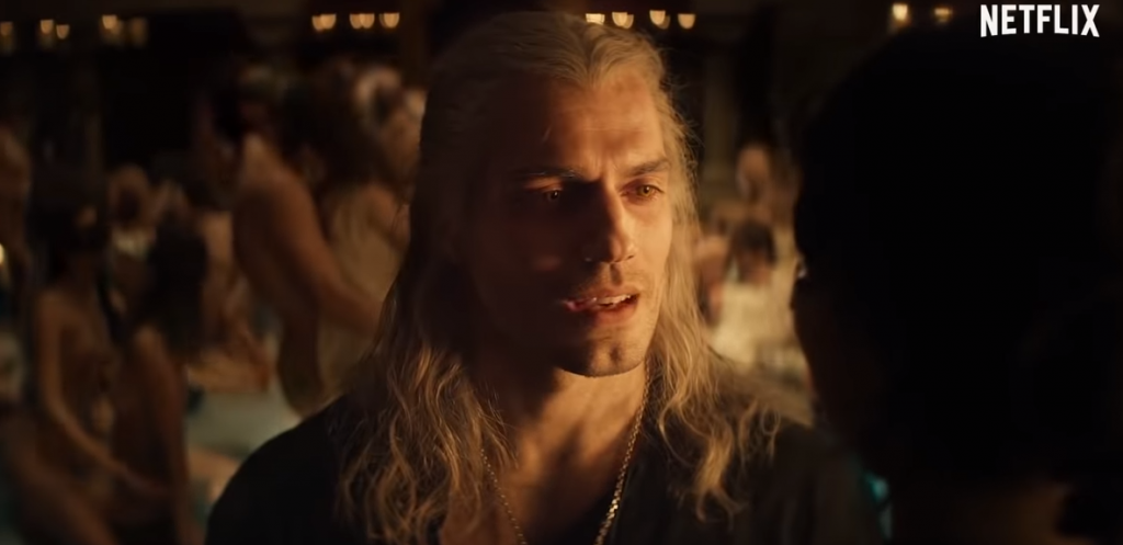 Sensualidad en The Witcher