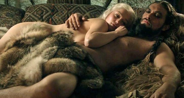 sexo en juego de tronos