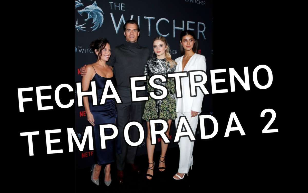 Estreno Temporada 2 The Witcher la serie de Netflix